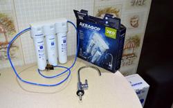 фильтры питьевой воды Аквафор Кристалл Эко