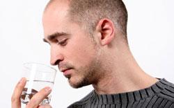 вода с запахом