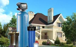 Системы водоочистки загородных домов коттеджей