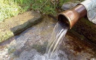 очистить воду из скважины